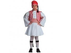 Παιδική Παραδοσιακή Στολή Κολοκοτρώνης 6 - 14