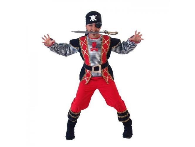 Αποκριάτικη στολή Αγόρι Πειρατής