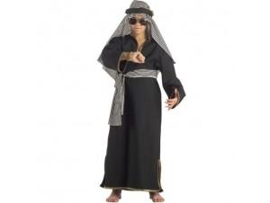 Αποκριάτικη στολή Αγόρι Άραβας Μαύρος