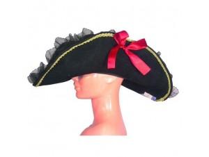 Αποκριάτικο καπέλο πειρατίνας