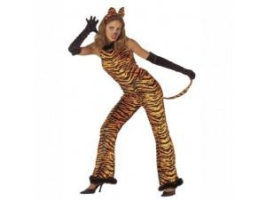 Αποκριάτικη στολή Sexy Tiger