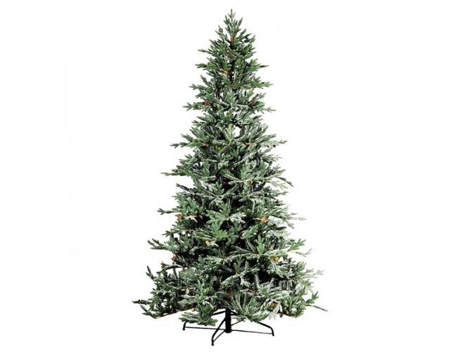 Χριστουγεννιάτικο Δέντρο Olympus Frosted 2,10