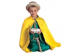 Χριστουγεννιάτικη στολή Μάγος Κίτρινος