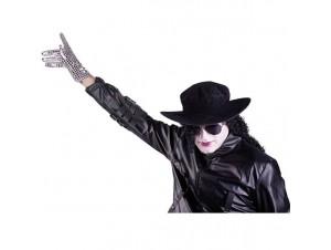 Αποκριάτικο Αξεσουάρ Περούκα The King Of The Pop