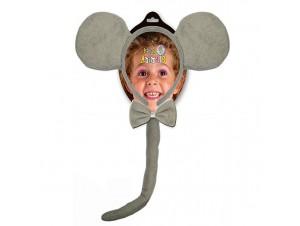 Αποκριάτικο Σετ Mεταμφίεσης Ποντικάκι