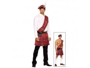 Αποκριάτικη στολή Σκωτσέζος