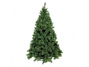 Χριστουγεννιάτικο Δέντρο BLACK FLOCK 2,10 m.