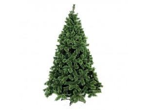 Χριστουγεννιάτικο Δέντρο BLACK FLOCK 2,40 m.