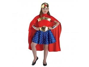 Αποκριάτικη στολή Γυναίκα Φαινόμενο για κορίτσι