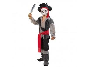 Αποκριάτικη στολή Πειρατής Τρόμου