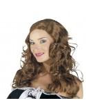 Αποκριάτικη Περούκα με χωρίστρα