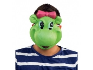 Παιδική μάσκα Βατραχάκι