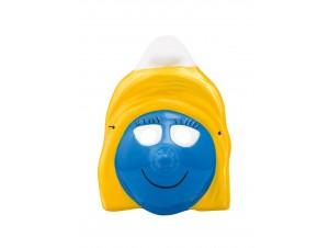 Παιδική μάσκα Στρουμφίτα