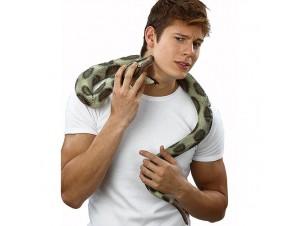 Αποκριάτικο φίδι Latex