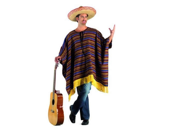 Αποκριάτικη στολή Μεξικάνος -5908