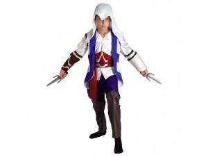 Αποκριάτικη στολή Assassin Μπλε