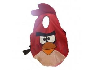 Αποκριάτικη στολή Angry Bird Κόκκινο