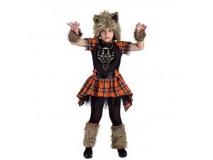 Αποκριάτικη στολή Κορίτσι Werewoolf
