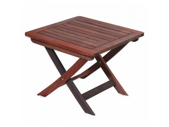 Τραπέζι Κήπου Βεράντας COFFEE ξύλινο