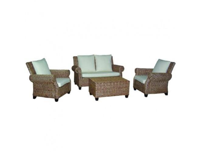 Καθιστικό BAMBOO LILIUM Set