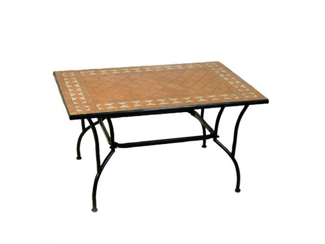Τραπέζι Πέτρινο Κήπου Βεράντας
