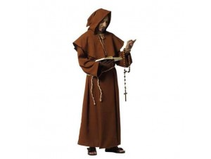 Αποκριάτικη στολή Μοναχός