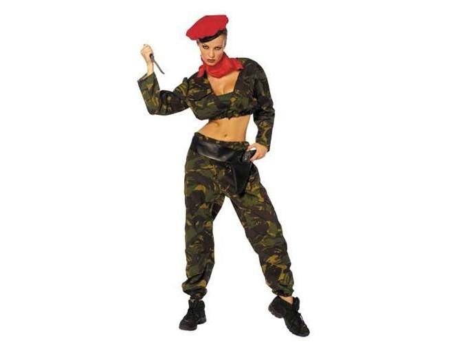 Αποκριάτικη στολή Κομάντο