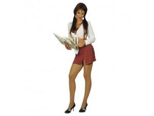 Αποκριάτικη στολή Sexy Μαθήτριας