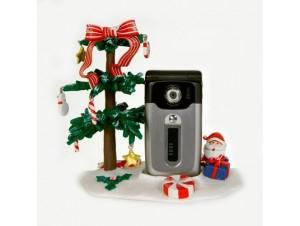 Χριστουγεννιάτικη υποδοχή κινητού - 4110