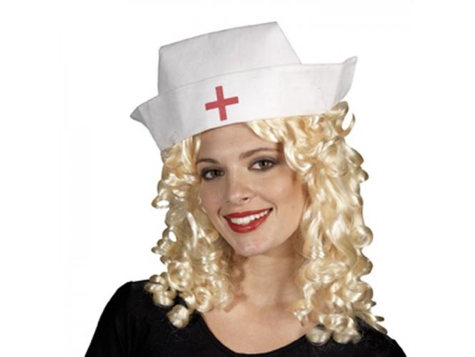 Αποκριάτικο καπέλο Νοσοκόμας Ερυθρού Σταυρού
