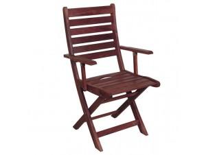 Πολυθρόνα Κήπου ξύλινη...