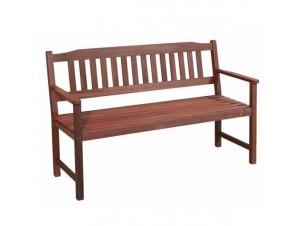 Παγκάκι Κήπου ξύλινο 3 θέσεων