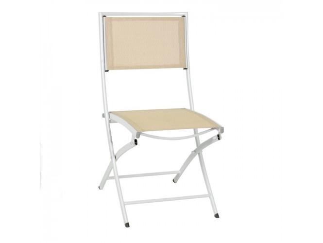 Καρέκλα Αλουμινίου