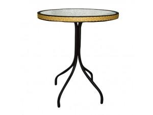Τραπέζι Κήπου Αλουμινίου 60εκ