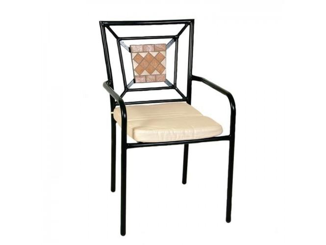 Πολυθρόνα σιδερένια