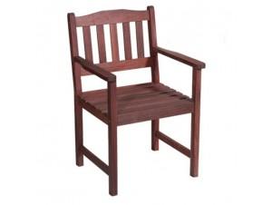 Πολυθρόνα Κήπου ξύλινη 7333