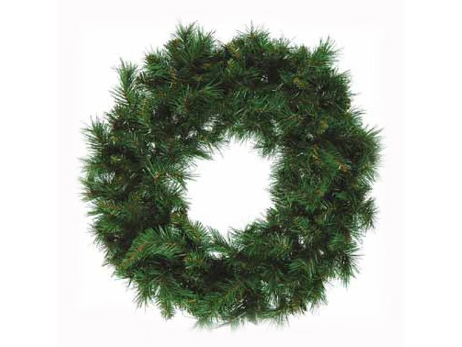 Παραδοσιακό Χριστουγεννιάτικο στεφάνι Αυγούστα 75 εκατ.