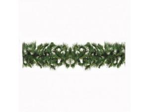 Χριστουγεννιάτικη Γιρλάντα Αυγούστα 270 εκ