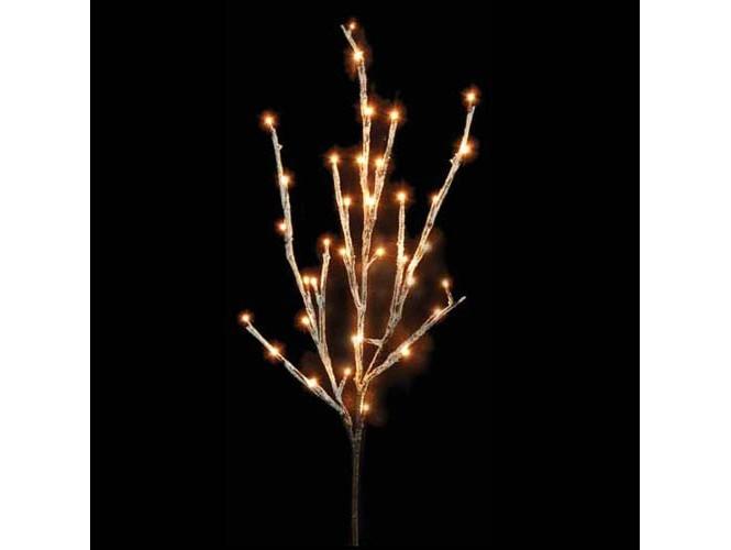 Κλαδί διακόσμησης με 35 φωτάκια
