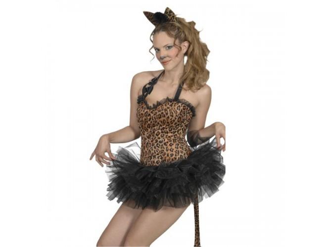 Αποκριάτικη στολή Sexy Τίγρης