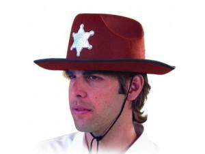 Αποκριάτικο καπέλο Σερίφη