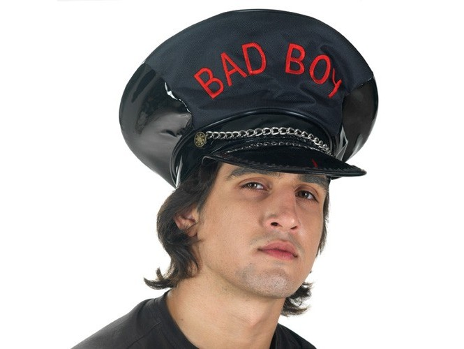 Αποκριάτικο καπέλο Bad Boy