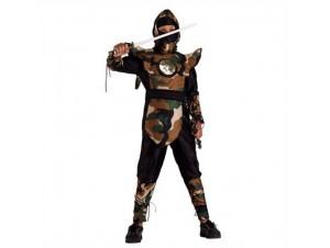 Αποκριάτικη στολή Νίντζα μαχητής