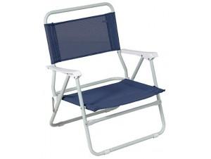 Καρέκλα μεταλλική Παραλίας