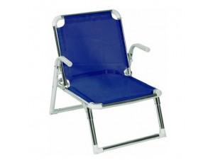 Καρέκλα αλουμινίου Παραλίας