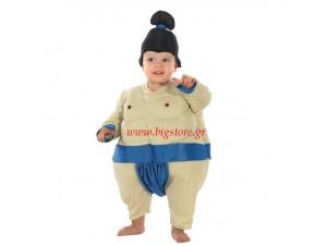 Αποκριάτικη στολή Σούμο bebe