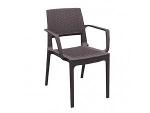Καρέκλα κήπου Resin Carla