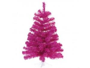 Μωβ χριστουγεννιάτικο Δέντρο 60 εκατ.