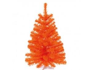 Πορτοκαλί χριστουγεννιάτικο Δέντρο 60 εκατ