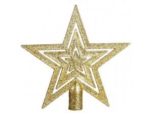 Κορυφή δέντρου Αστέρι Χρυσό